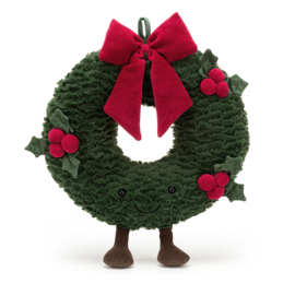 JELLYCAT | Knuffel Amuseable Wreath - krans