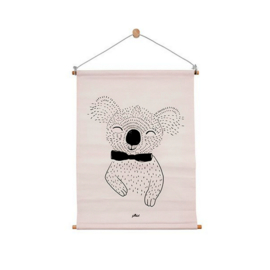 JOLLEIN CANVAS POSTER WILD ANIMALS KOALA