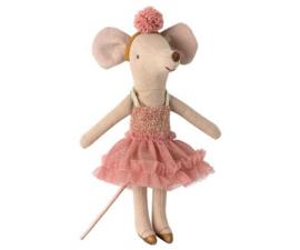 MAILEG | Grote zus dansende muis Mira belle