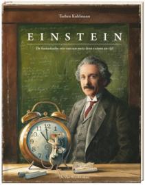 KINDERBOEK | Einstein, De fantastische reis van een muis door ruimte en tijd  (6+)