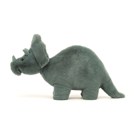 JELLYCAT | Knuffel Fossilly triceratops