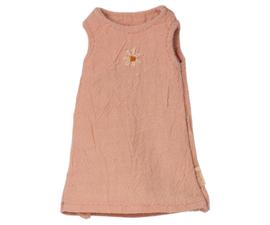 MAILEG | Kleding - roze jurk voor konijn - size 1