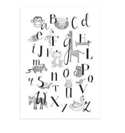 Alfabet posters
