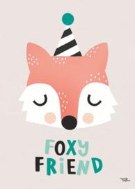 MICHELLE CARLSLUND POSTER FOXY FRIEND
