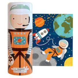 PETIT COLLAGE | Puzzel into space - 64 stuks