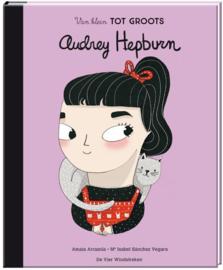KINDERBOEK | Van klein tot groots - Audrey Hepburn (5+)