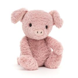 JELLYCAT | Knuffel Tumbletuft pig - varken