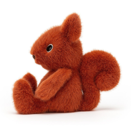 JELLYCAT | Knuffel Fuzzle squirrel - eekhoorn