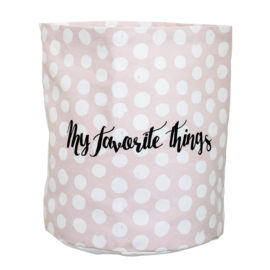 BLOOMINGVILLE MAND 'MY FAVOURITE THINGS' ROZE