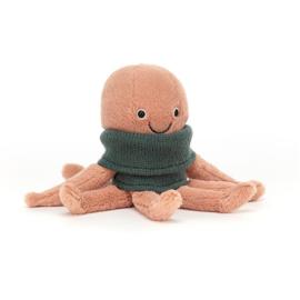 JELLYCAT | Knuffel Cozy Crew Octopus
