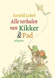 KINDERBOEK | Alle verhalen van kikker en pad (4+)