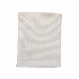 MIES & CO BABYLIFESTYLE | Ledikant deken 110 x 140 - gebreid off white