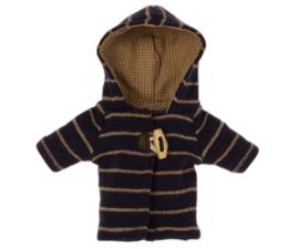 MAILEG   Kleding voor knuffelbeer Teddy junior -  vest met capuchon
