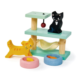 TENDER LEAF TOYS | Huisdierenset kat