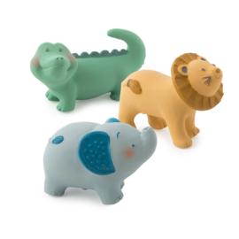 MOULIN ROTY | Badspeelgoed diertjes (3 st) - Sous mon baobab