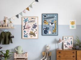 MICHELLE CARLSLUND   Poster Ocean animals