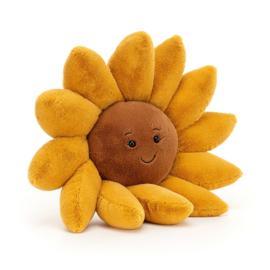 JELLYCAT   Knuffel Zonnebloem - Fleury Sunflower