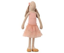 MAILEG | Konijn ballerina roze (size 3)