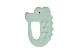TIKIRI TOYS | Bijtring - babyspeelgoed Krokodil