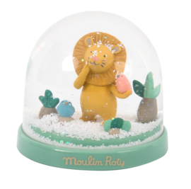 MOULIN ROTY | Sneeuwbol Leeuw - Sous mon baobab