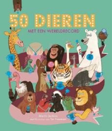 KINDERBOEK | 50 Dieren met een wereldrecord (leeftijd 6+)