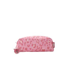 EEF LILLEMOR | Etui Cheetah roze
