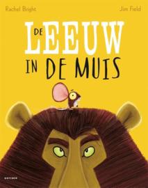 KINDERBOEK | De leeuw in de muis (leeftijd 3+)
