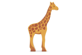 TENDER LEAF TOYS | Houten safaridier giraf