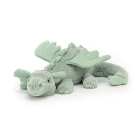 JELLYCAT | Knuffel Dragon sage - draak - little