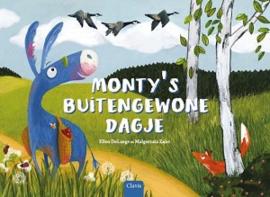 KINDERBOEK | Monty's buitengewone dagje (leeftijd 5+)