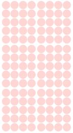 PÖM LE BONHOMME | Muurstickers Stip roze