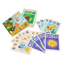 PETIT MONKEY | Kwartet kaartspel