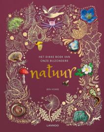 KINDERBOEK | Het dikke boek van onze bijzondere natuur (7+)