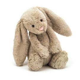 JELLYCAT | Knuffel Bashful konijn beige (31cm)