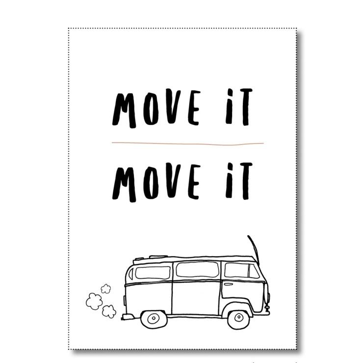 MIEK IN VORM   Kaart move it