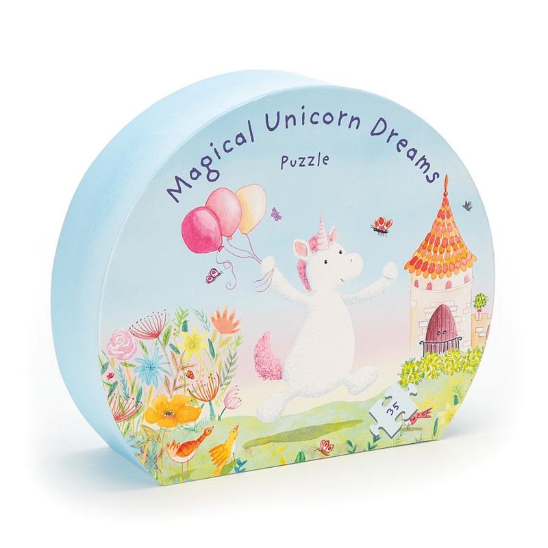 JELLYCAT | Puzzel magical unicorn dreams (35st)