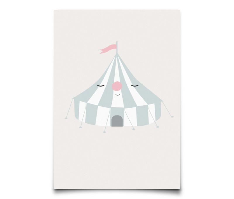 EEF LILLEMOR | Kaart Circus Tent