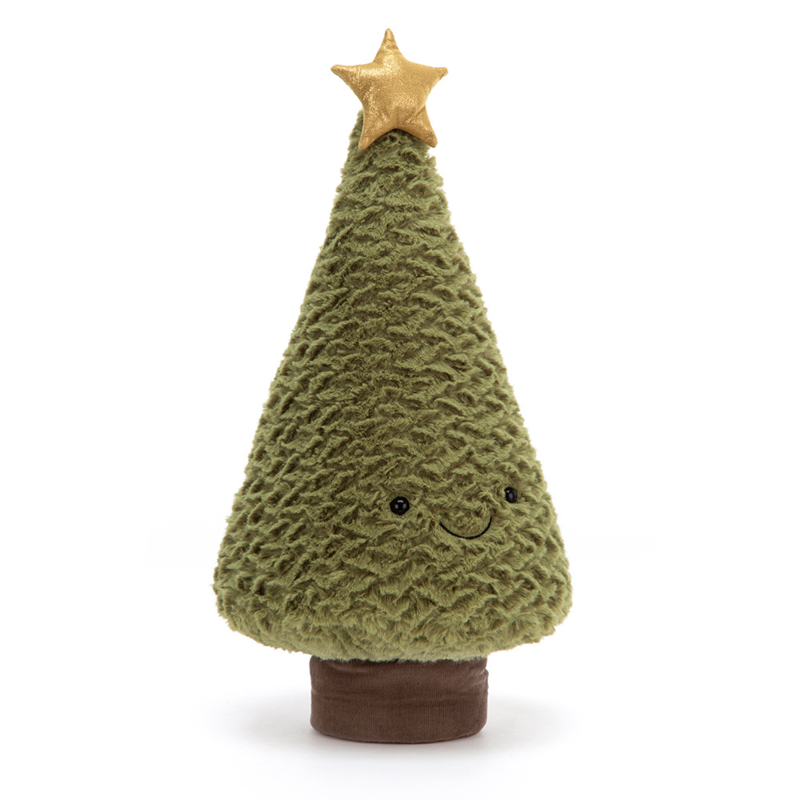 JELLYCAT | Knuffel Amuseable Christmas Tree small - kerstboom klein