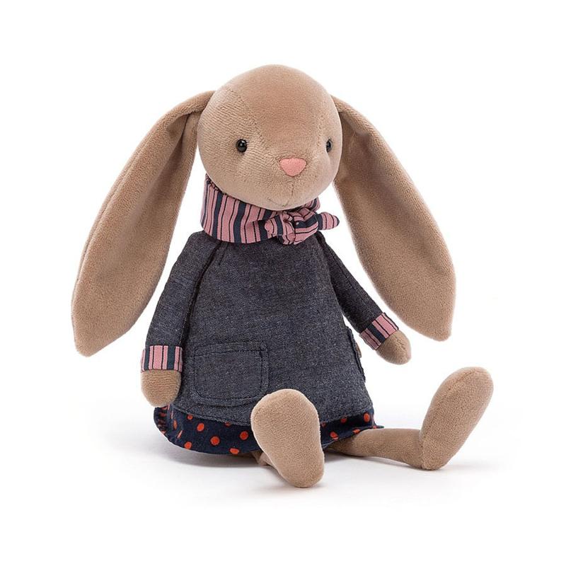 JELLYCAT | Knuffel Riverside Rambler rabbit - haas
