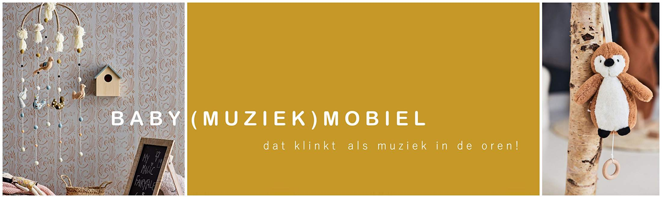 BABYKAMER MUZIEKMOBIEL - MOBIEL | ZUSJEZ.NL