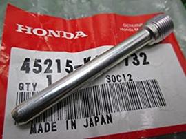 Honda blokkagepen remblok orig. part nr. 45215-KA3-732