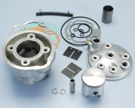 Polini cilinderkit aluminium 80cc d.50mm