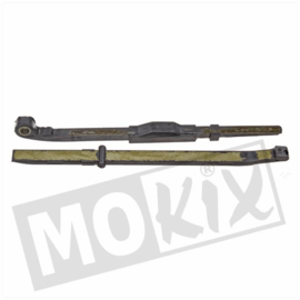 Distributieketting geleiders GY6 49cc motorblok (set)