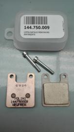 Polini plaquettes de frein minimotard