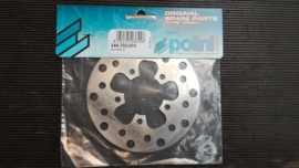 Polini minimotard front/rear brake disc d.130mm