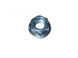 Piaggio M10x1.25 nut for primary gear/clutch axle
