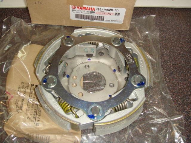 Yamaha centrifugaalkoppeling part nr 34B-16620-00