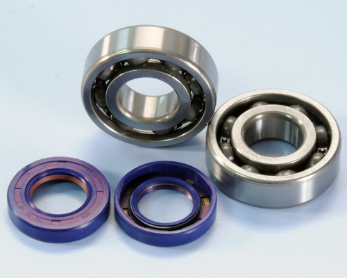 Polini bearing/joint set crankshaft Derbi D50B engine