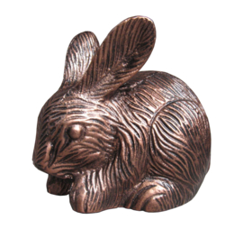 Rabbit Copper Antique 10597-CA