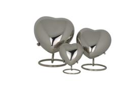 Aluminium spiegel hart incl. standaard 10728